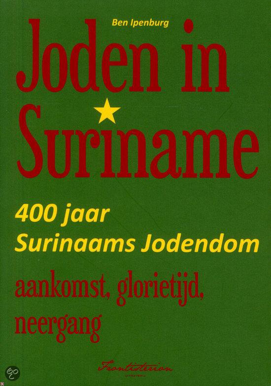 Joden in Suriname