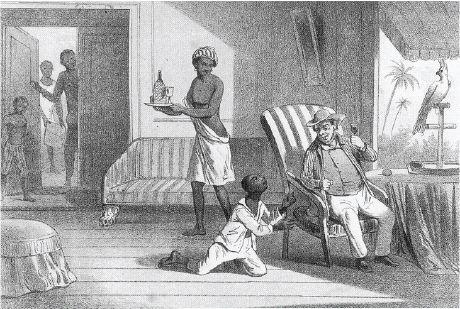 ruw vrouw slavernij in Hem