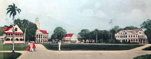 Paramaribo Gouvernementsplein