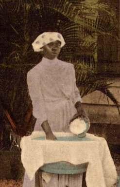 Creoolsche vrouw