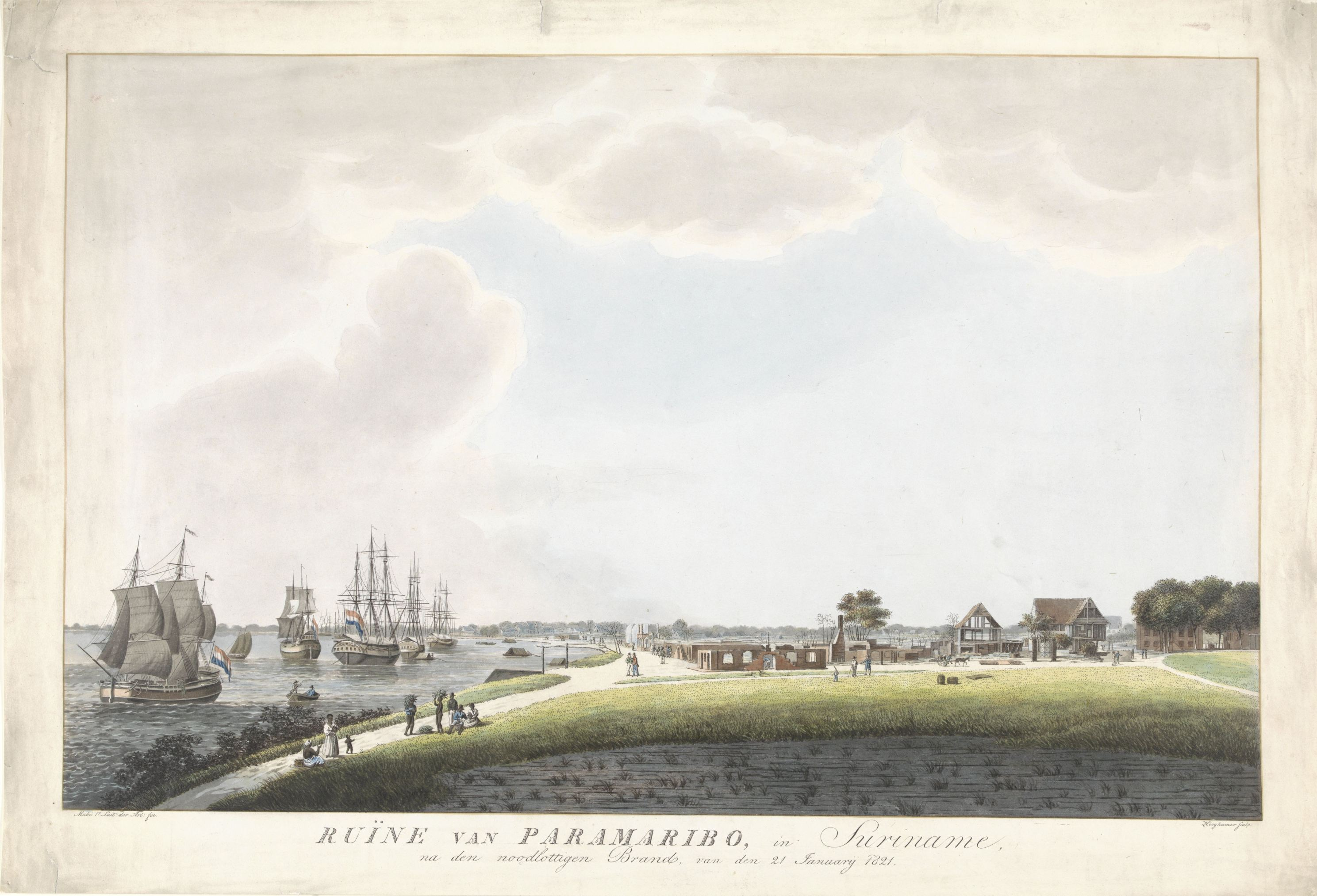 Outalissi, a Tale of Dutch Guiana. Christopher Lefroy (1826)