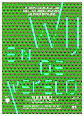 Wij & de Wereld poster