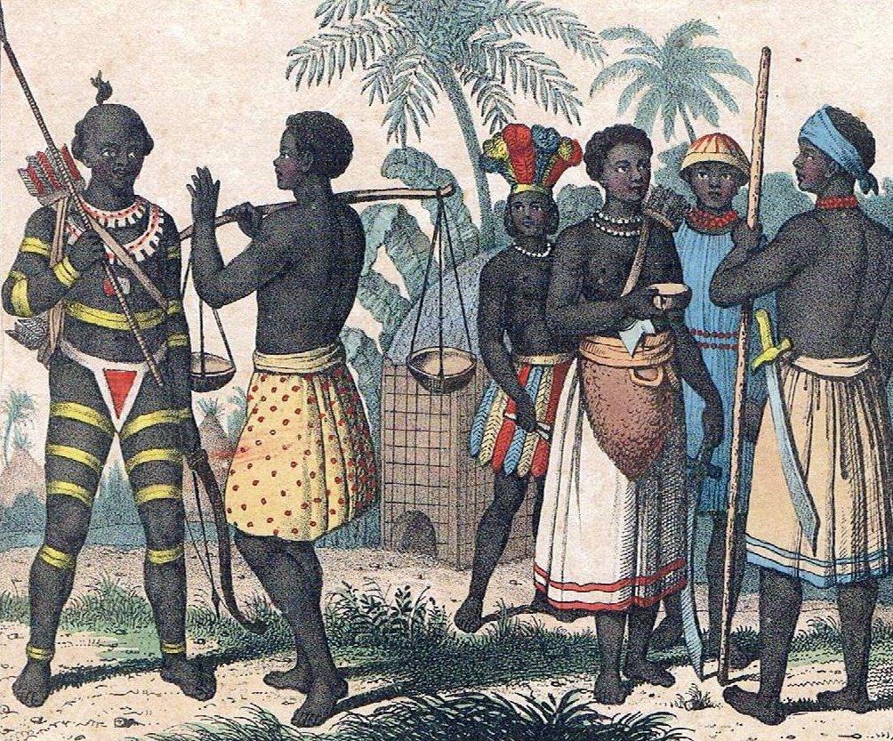 Goudkust 1830