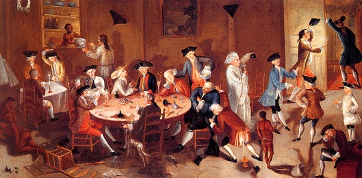 John-Greenwood-Sea-Captains-Carousing-In-Surinam