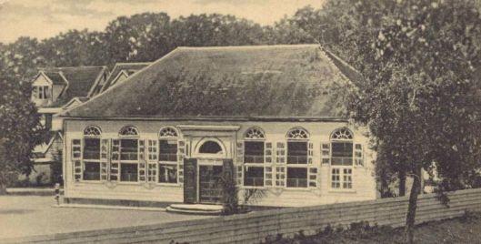 Portuguese synagoge in Paramaribo