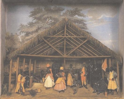 Slave dance NZD