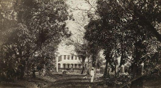 Suriname plantage 1870 -