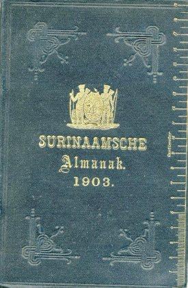 Surinaamsche Almanak 1903