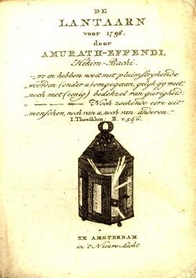 Lantaarn titelblad