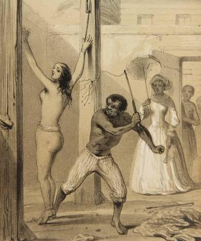 Slaven en straf