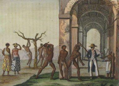 Slaven straffen