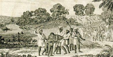 Slavenhandel (ca. 1805)