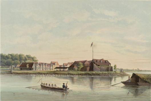 Fort Zeelandia (collectie Rijksmuseum)