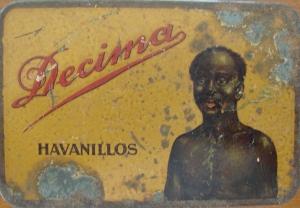 Sigarenblikje: Decima - Havanillos