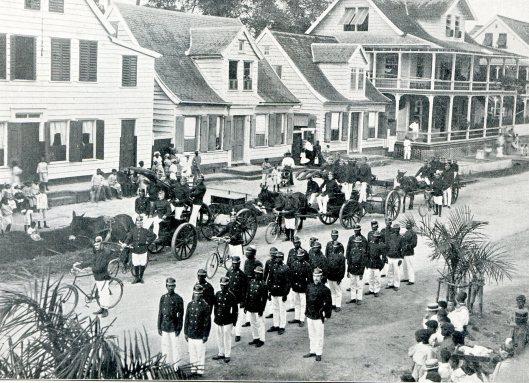 Brandweerkorps Paramaribo, 1915