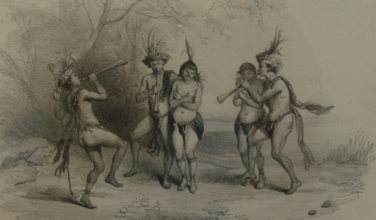Indianendans Benoit (1830)