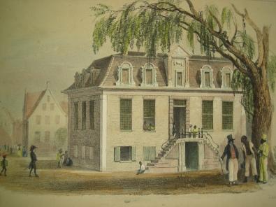 Hof van Justitie, Paramaribo (1830)