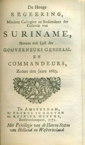 Naamboekje Suriname 2