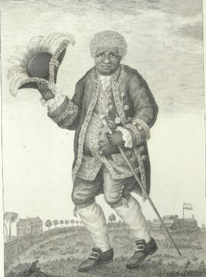 Quassie van Timotibo 1692 – Paramaribo, 12 maart 1787)