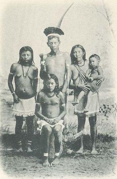 indianen brits-guiana