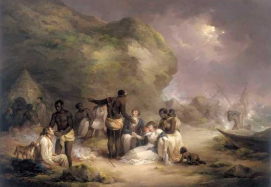 george-morland-african-hospitality-1789-oil-on-canvas-houston-menil-foundation-collection