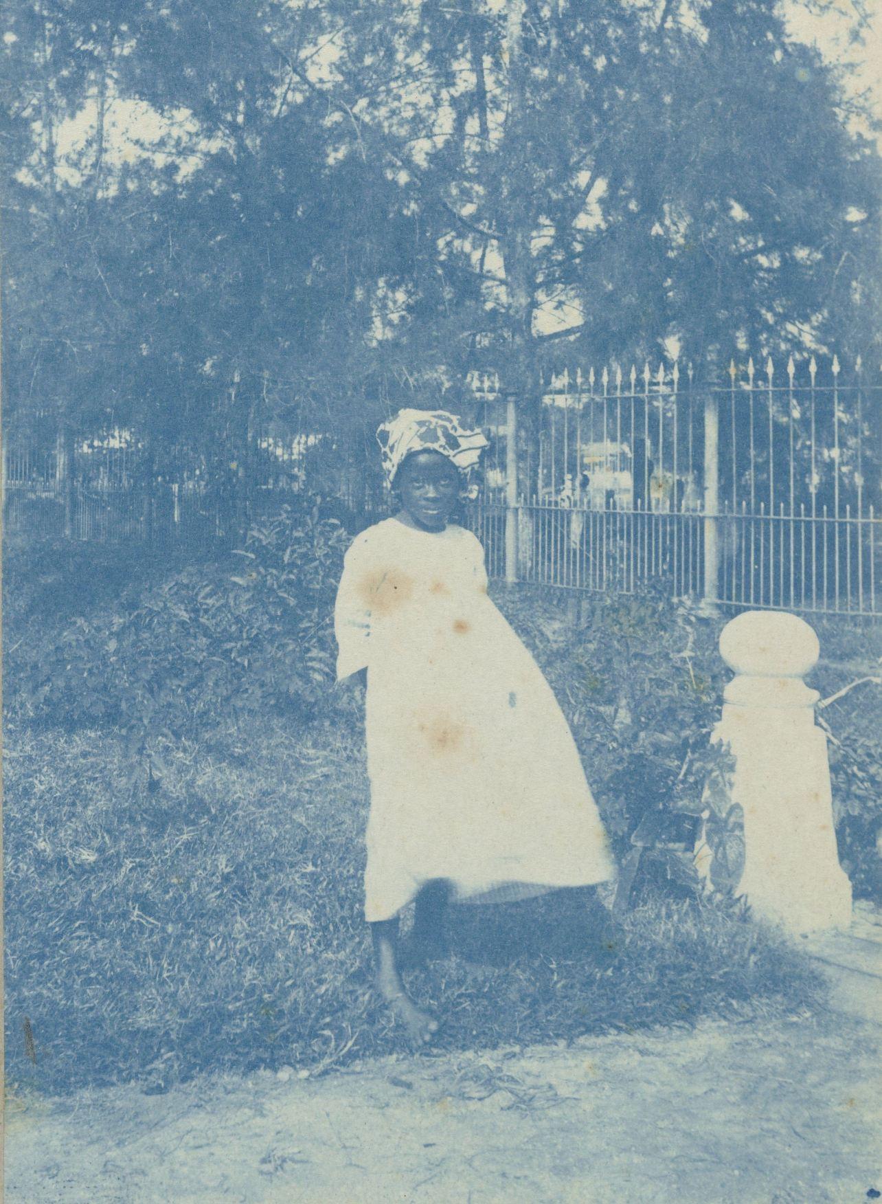 AfroSurinaams meisje Hendrik Dooyer 1906 - 1913