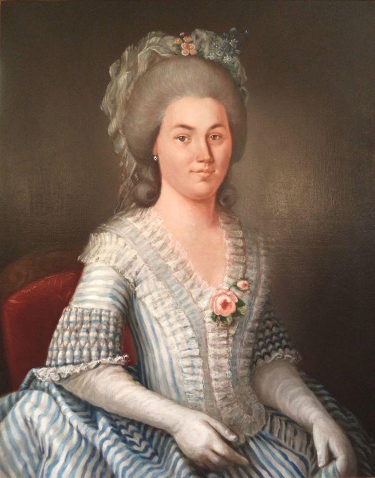 Anna Julien (5 april 1705 te Paramaribo gedoopt - overleden 9 oktober 1779 te Paramaribo