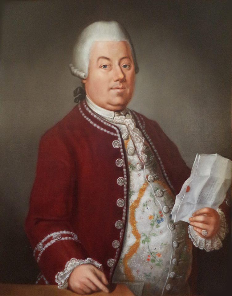 Johann Gottfried Clemen (1727 Döbeln-1785 Paramaribo)