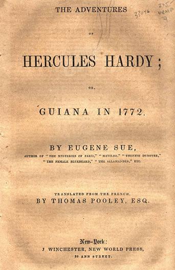 Hercule Hardy