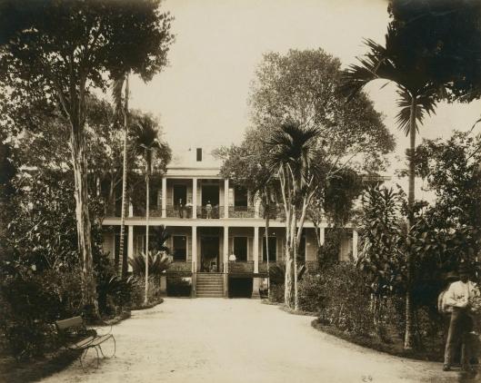 Militair Hospitaal 1885 kl