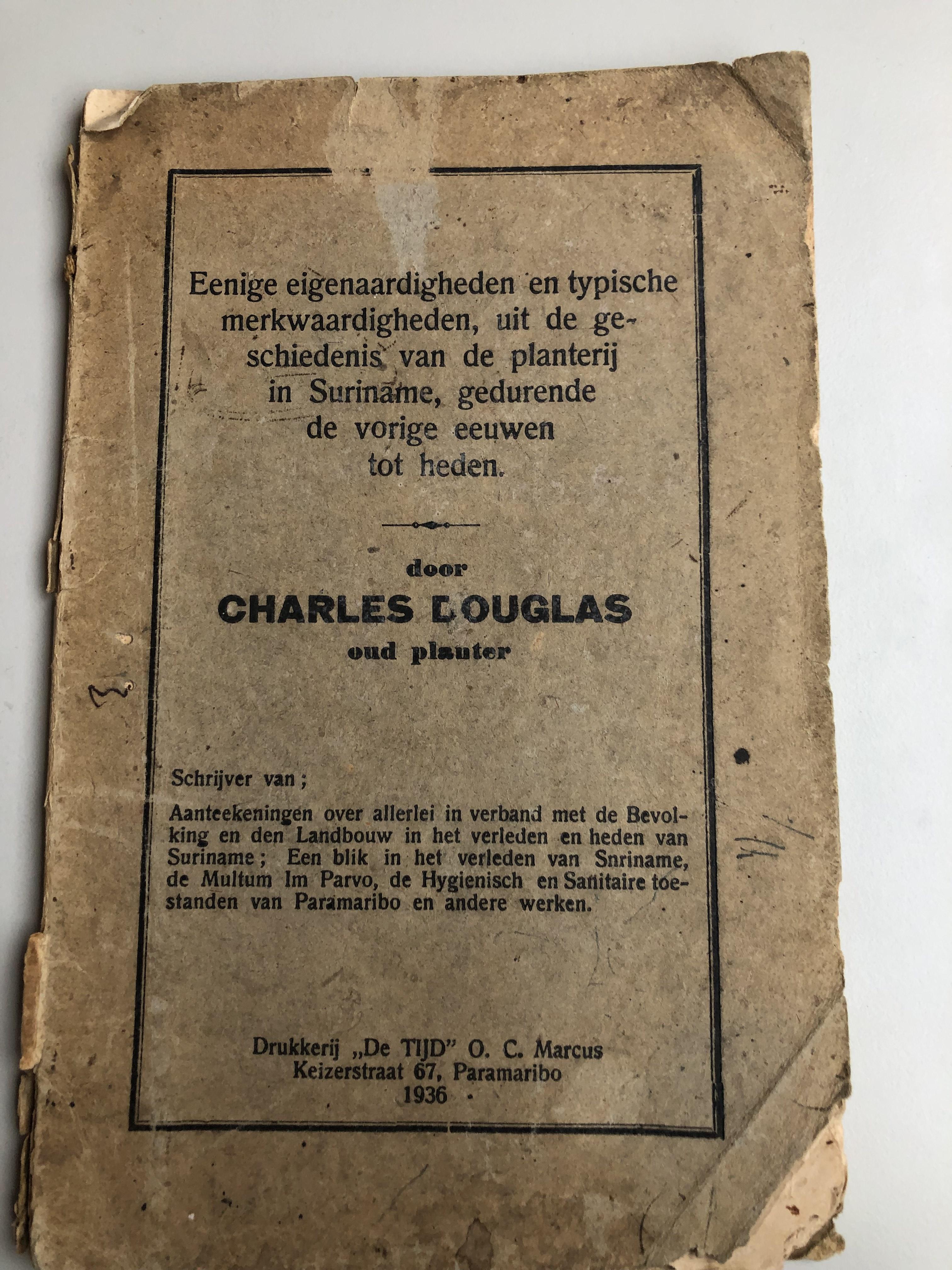Boekje Douglas